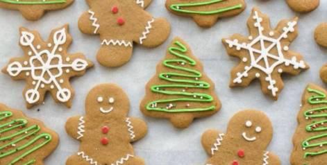 *คลาสเด็ก5-12ปี   Gingerbread man