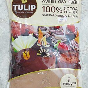 Tulip Cocoa Powder Standard Brown Colour