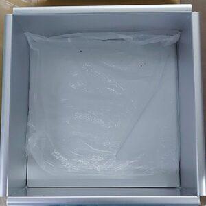 พิมพ์เค้กสี่เหลี่ยม 1 ปอนด์