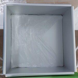 พิมพ์เค้กสี่เหลี่ยม 2 ปอนด์