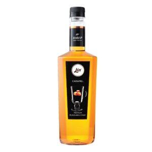 Lin Caramel Syrup