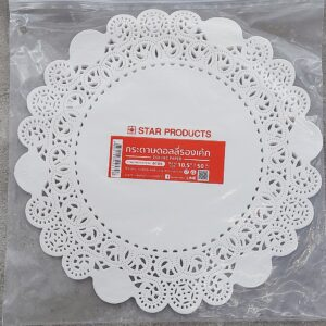 """Paper Doilies 10.5"""" - White"""
