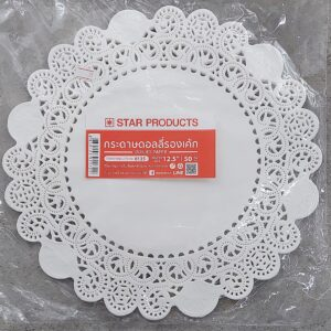 """Paper Doilies 12.5"""" - White"""