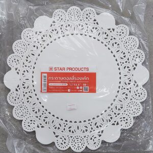 """Paper Doilies 13.5"""" - White"""