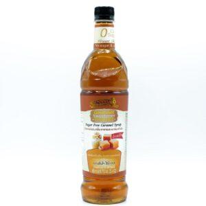Sunnary Sweet Sugar Free Caremel Syrup