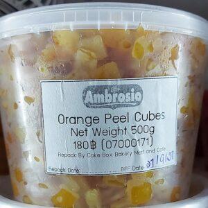 Ambrosio Orange Peel Cubes