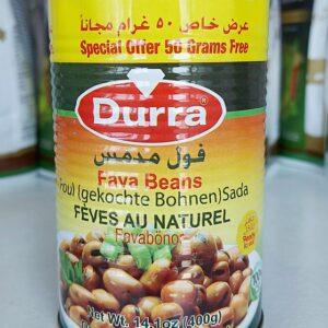 Dura Fava Beans