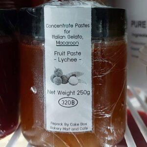 Fruit Paste Lychee