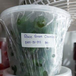 Glace Green Cherries