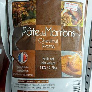 Le Comptoir de Chataignier Pate de Marrons Chestnut Paste