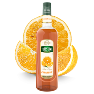 Mathieu Teisseire Orange syrup