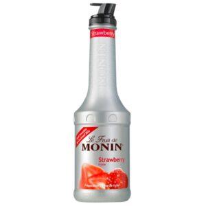 Monin Strawberry Puree