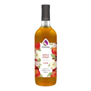 Pomona Apple Syrup