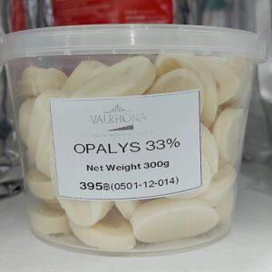 Valrhona Opalys 33%