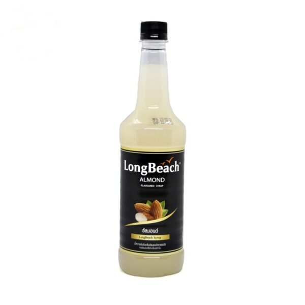 Long Beach Almond Syrup