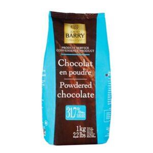 Cacao Barry 31.7%