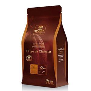 Cacao Barry Drops de Chocolat