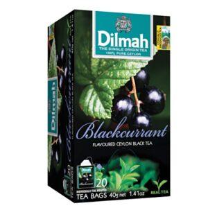 Dilmah Blackcurrant Flavoured Ceylon Black Tea