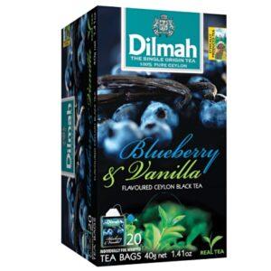 Dilmah Blueberry & Vanilla
