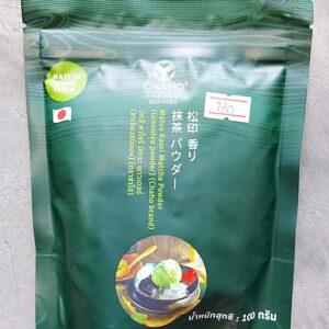 Chaho Matsu Kaori Matcha Powder (Greentea powder)