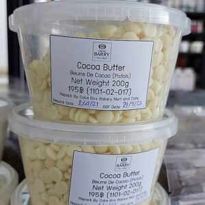 Cacao Barry Cocoa Butter