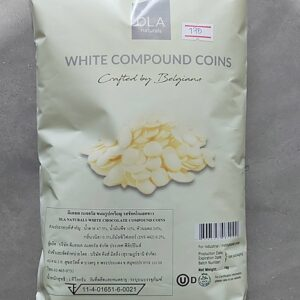 DLA White Compound Coins