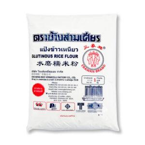 Glutinous Rice Flour Erawan Brand