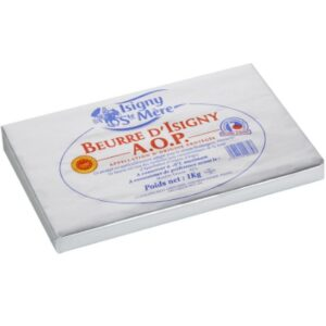 Isigny Beurre D'Isigny AOP Butter Sheet