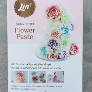 Lin Ready to use Flower Paste