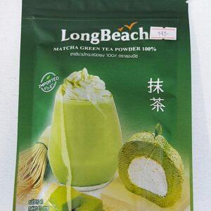 Long Beach Matcha Green Tea Powder