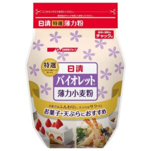 Nisshin Violet Special Flour Hakurikiko