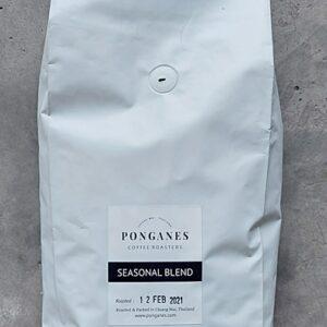 Ponganes Coffee Roasters Seasonal Blend