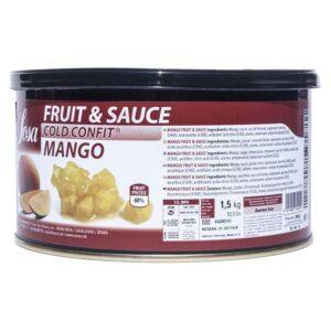 Sosa Fruit & Sauce Mango Cold Confit