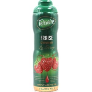 Teisseire Strawberry Syrup
