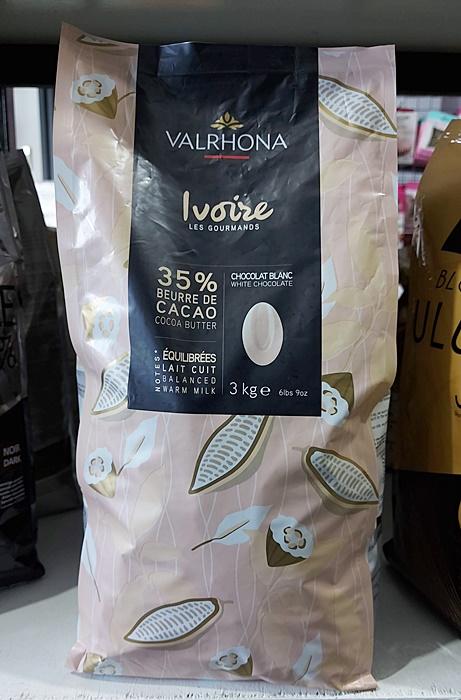 Valrhona Ivoire