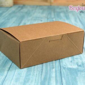 กล่อง POP UP กระดาษคราฟไซส์ L