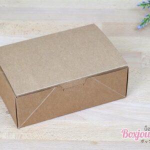 กล่อง POP UP กระดาษคราฟไซส์ M