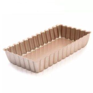 Non Stick Rectangular Tart Pan
