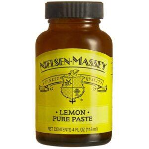 Nielsen Massey Lemon Pure Paste