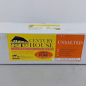 Century House Unsalted 2.5kg