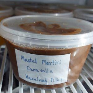 Mastel Martini Caravella Hazelnut