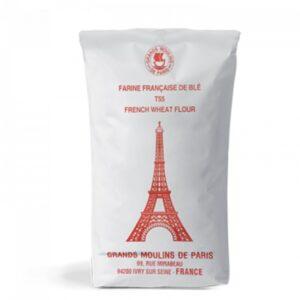 T55 French Wheat Flour Grands Moulins de Paris